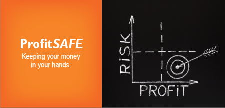 ProfitSafe - Keeping your money in your hands