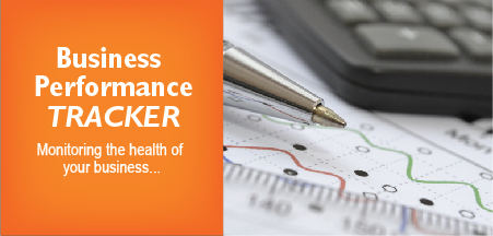 Business performance tracker - monitoring the health of your business...