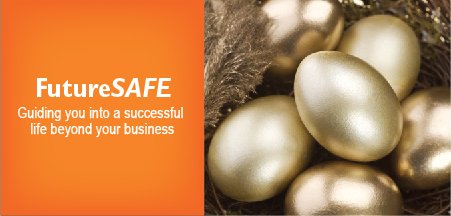 FutureSafe - Guiding you into a successful life beyond your business